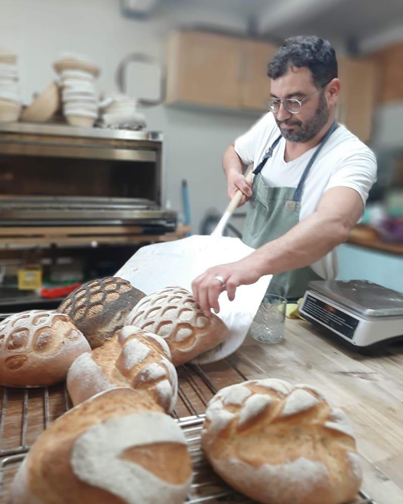 סדנת לחם עבודה