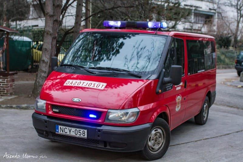 Ford Transit csapatszállító gépjármű