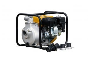 Benzinmotoros átemelő szivattyú