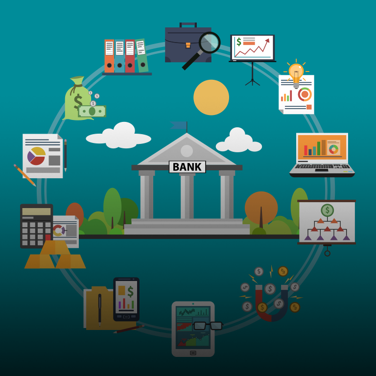Document Security solutions for Bank