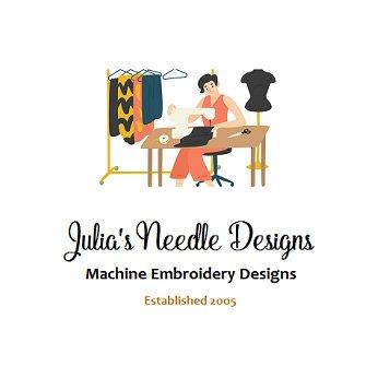 Julias Needle Designs
