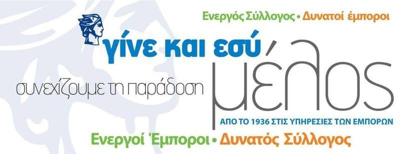 Νέο Δ.Σ. για τον Εμπορικό & Επιχειρηματικό Σύλλογο Ναυπλίου.