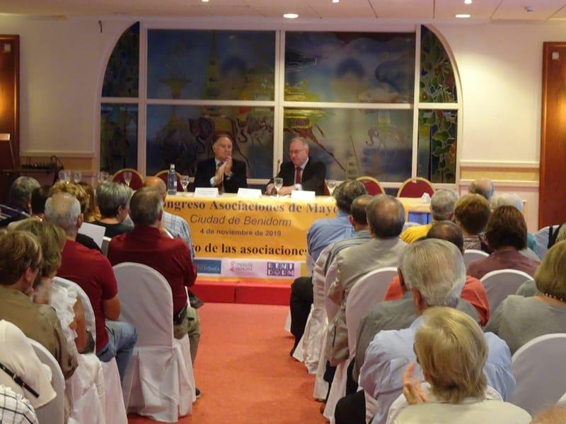 XVI Congreso Asociaciones de Mayores - Benidorm/Noviembre