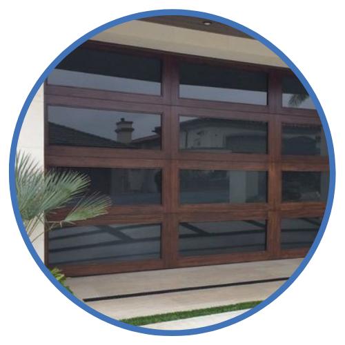 أبواب القراج الزجاجية ( بانوراما )
