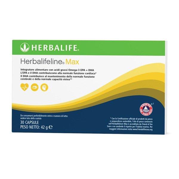 HERBALIFELINE MAX 30 CAPSULE