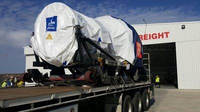 Heavy Machinery Transport