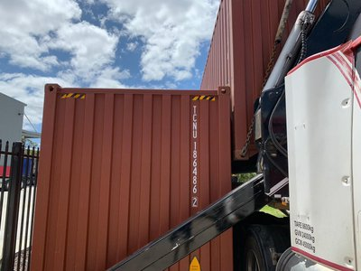 Affordable Container Transport