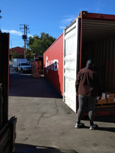 Container Cartage