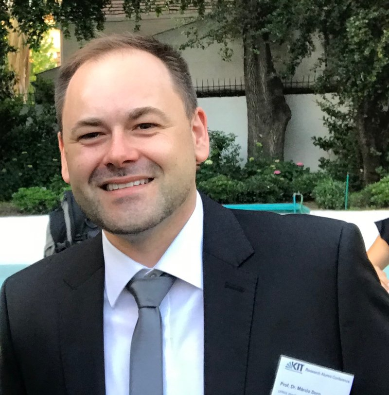 Márcio Dorn (UFRGS)
