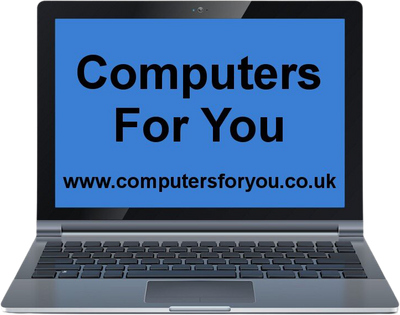 Computers For You - Ink & Laptops