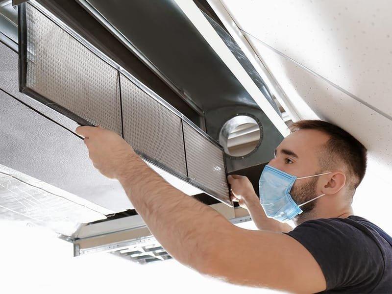 Contrato de manutenção de ar condicionado BH