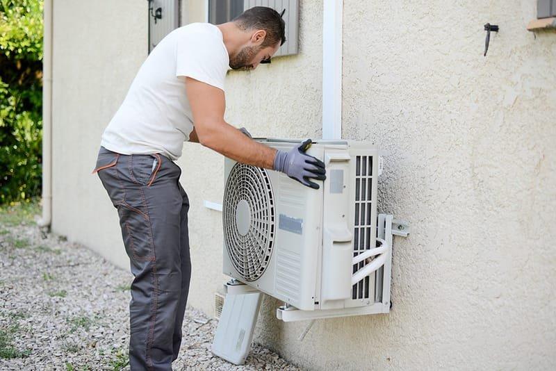 Desinstalação de ar condicionado BH