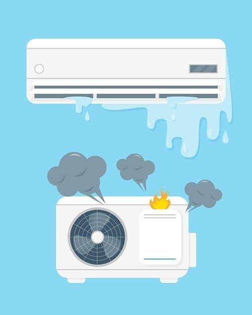 Manutenção de ar condicionado Contagem