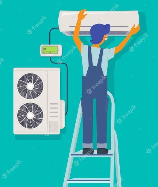 Instalação de ar condicionado Contagem