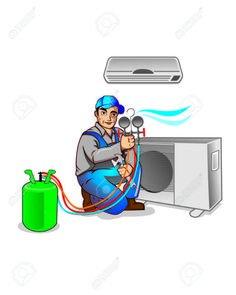 Manutenção de ar condicionado Betim