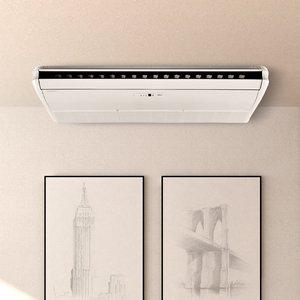 instalação ar condicionado Piso Teto