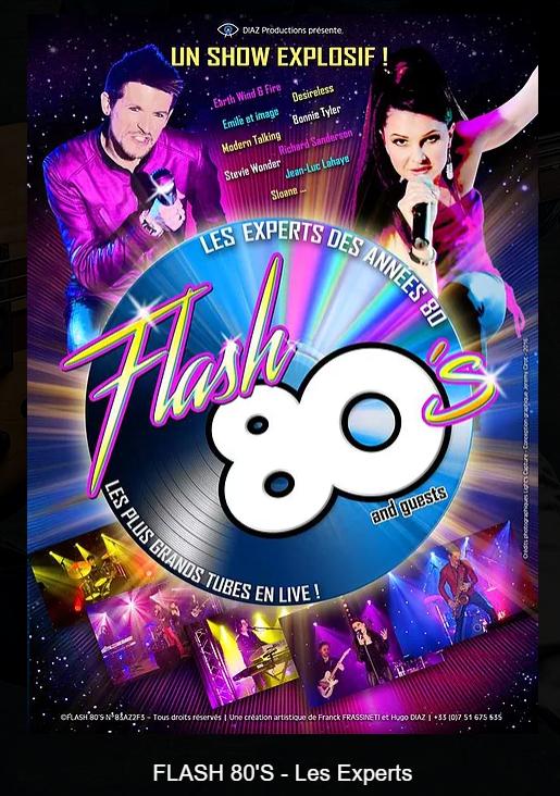 FLASH 80'S - Les Experts
