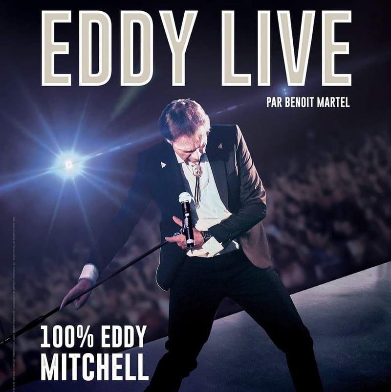 EDDY LIVE tribute EDDY MITCHELL