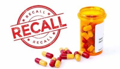 Medication Recalls