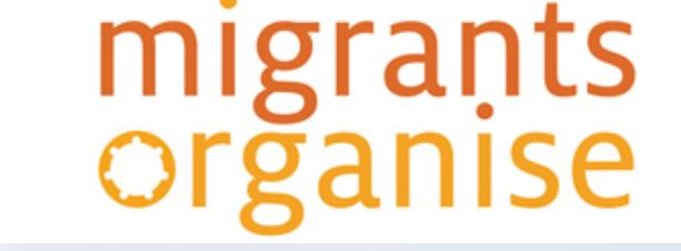 MIGRANTS ORGANISE