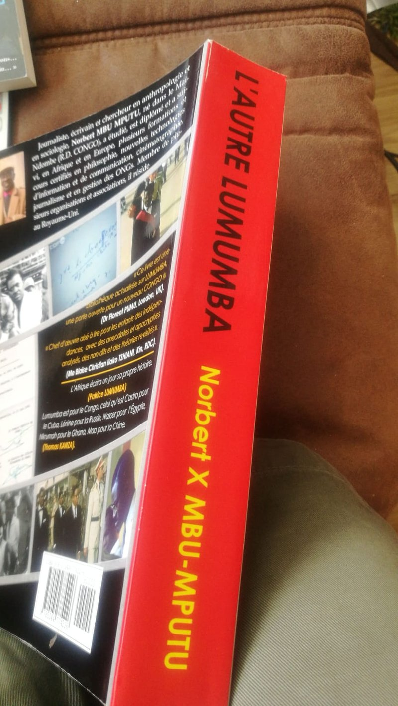 Latest books by Norbert MBU-MPUTU