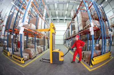 What Does a Logistics Business Do?