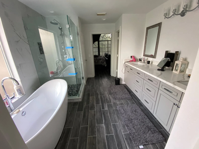 Bring Beauty to Your Bathroom with a Custom Remodeling Service