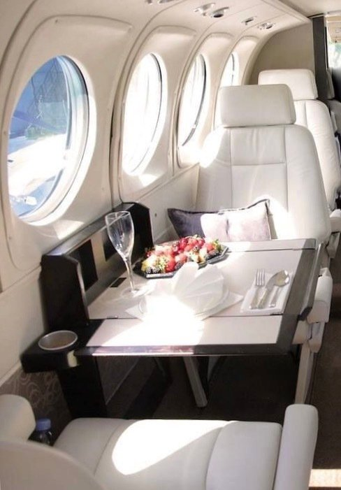 PRIVATE JET CHARTER & ACTIVATIONS