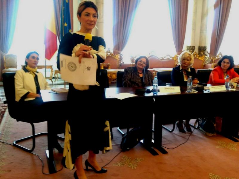 """""""EGALITATEA DE GEN: – TEST PENTRU DEMOCRAŢIE"""""""