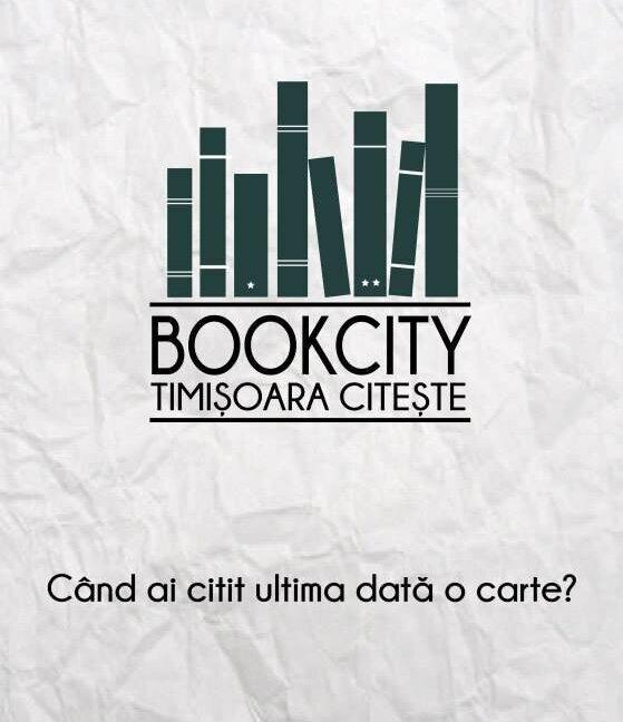 BookCity. Timișoara citește.