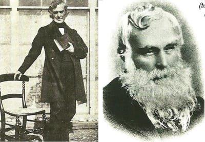 作者簡介:羅伯特·郭維德(ROBERT GOVETT, 1813~1901)