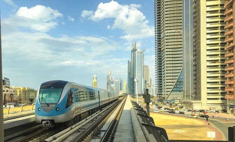 תחבורה ציבורית בדובאי