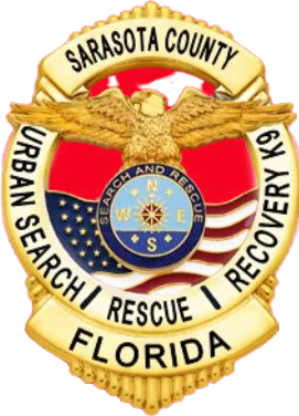 Sarasota County Urban Search & Rescue Recovery K-9