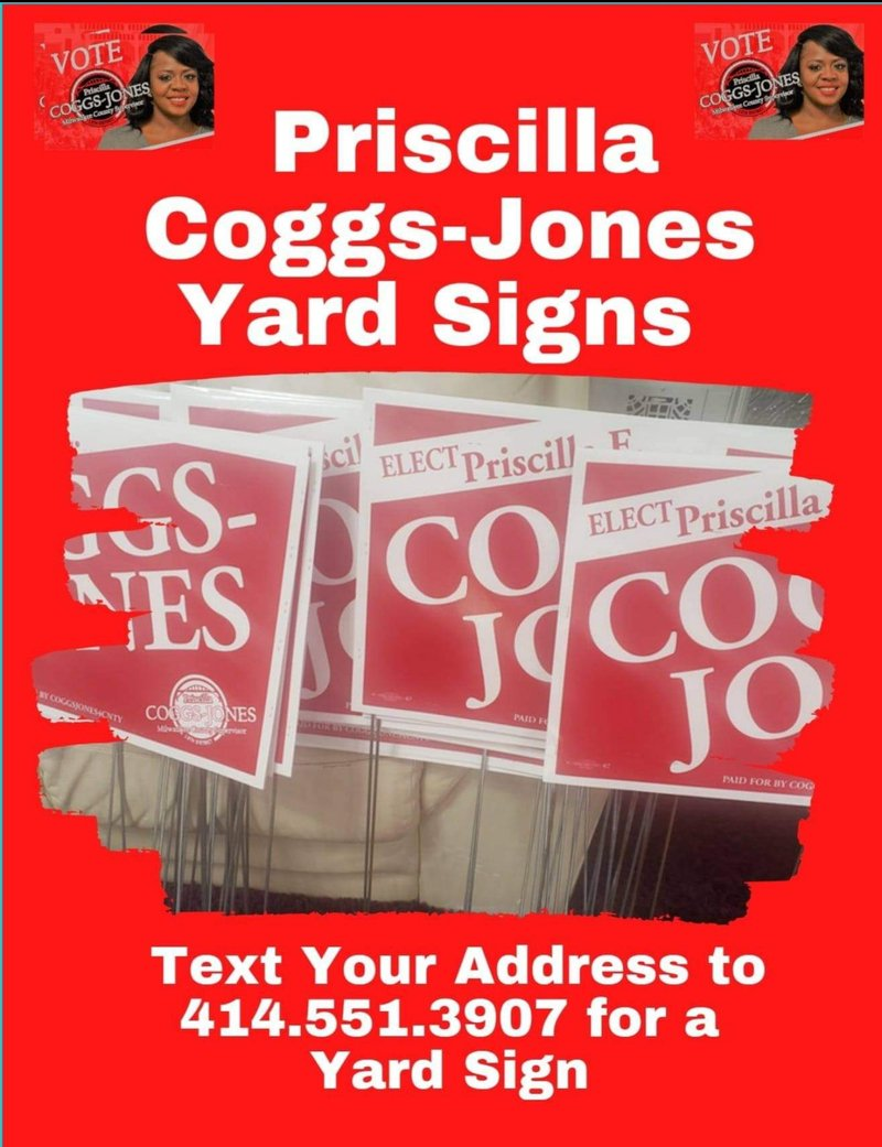 Request a Yard sign