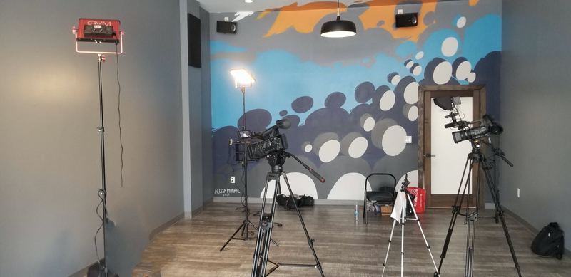 STUDIO VIDEO RECORDING