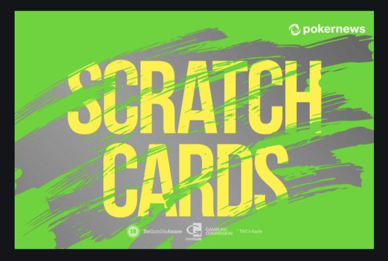 SCRATCH CARDS