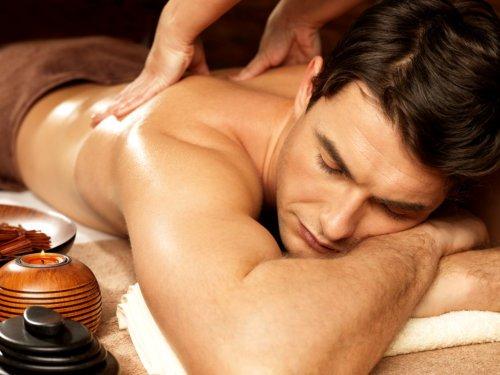 Ganzkörper Öl Massage 60 Minuten