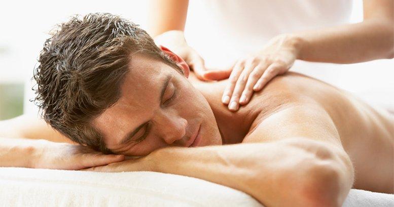 Teil Massage wählbar 30 Minuten