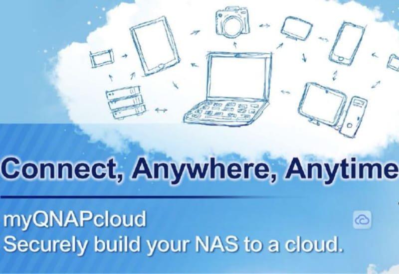 my QNAP Cloud