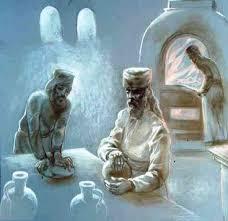 הלכות קרבן תודה וסדר ההקרבה