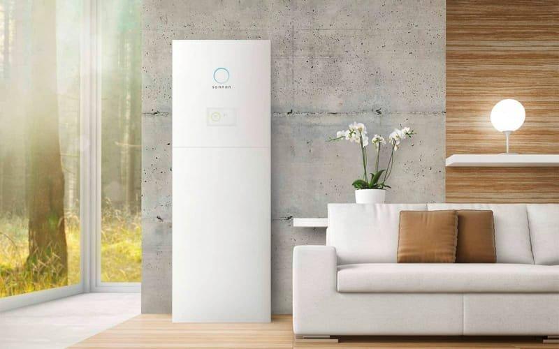 SonnenBatterie. Webatt Energy