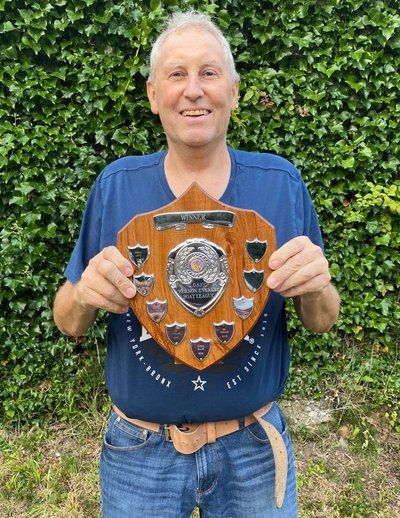 Vernon Everitt Match Boat League Competition Results