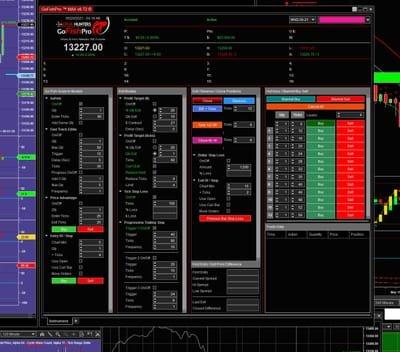 GoFishPro Max Trading App