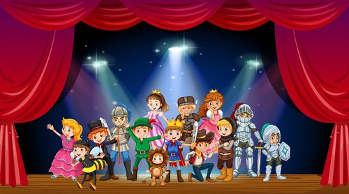 Théâtre enfants-ados