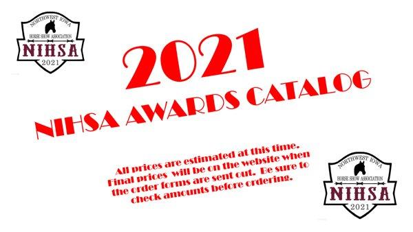 Year End Awards Catalog