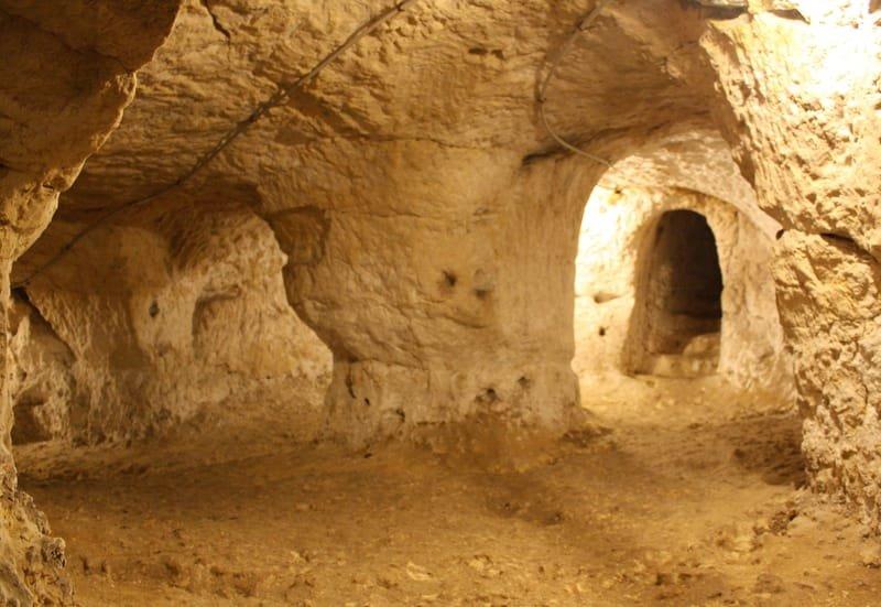 Le souterrain refuge
