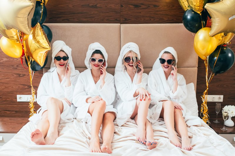 Occasional Pamper Party