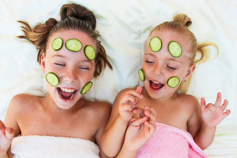 Kid's  Pamper Party