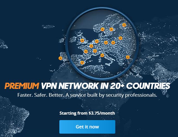 SECURE VPN NETWORK