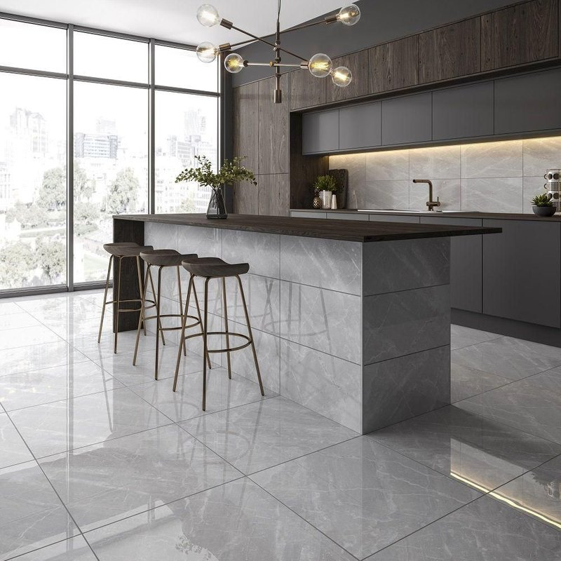 Wall and Floor Tiling
